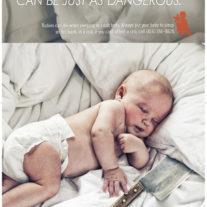 Shame on the Milwaukee ad against co-sleeping