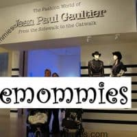 DMA Exhibit for Jean Paul Gaultier