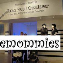 DMA Exhibit for Jean Paul Gaultier