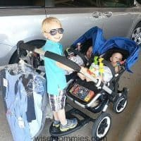 Choosing a Baby/Toddler Stroller