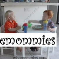 Kitchen Table for Toddlers & Children