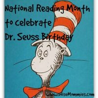 Read Across America: Dr. Seuss Birthday