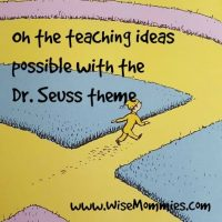 Dr. Seuss Printables, Activities and Crafts
