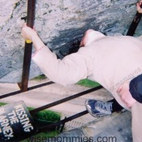 Kissing the Blarney Stone & St. Patrick's Day Crafts