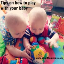 Tips on how to play with your baby
