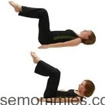 Mama Bootcamp: Head Shoulders Knees and Toes