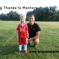 Soccer quotes and giving thanks to mentors