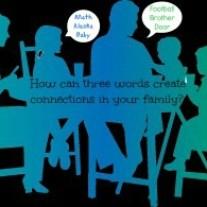 Three Word Game: Connecting through Talking