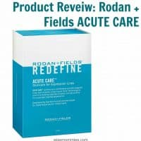 Product Review: Rodan + Fields ACUTE CARE