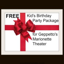 FREE Unique and Different Birthday Party
