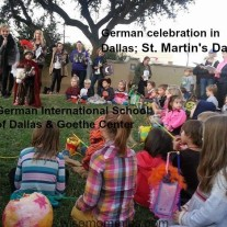 German Celebration in Dallas, TX, St. Martin's Day, Martinstag