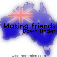 Making Friends Down Under