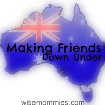 Making Friends Down Under