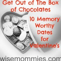 Get out of the Box of Chocolates for Valentine's Day