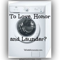 To Love, Honor and Launder?