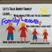 Let's Talk about Family Leave!