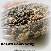 Beth's Bean Soup
