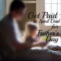 Cash Back Shopping Online for Father's Day