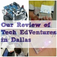 Technology for Kids: Our Review of Tech EdVentures in Dallas