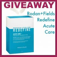 Rodan + Fields Acute Care Giveaway