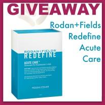 Rodan + Fields Acute Care Giveaway