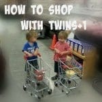 twins with two carts FEATURE PIC