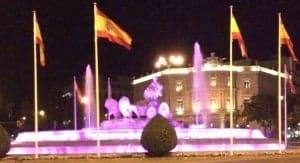 Cibeles, Madrid, Spain