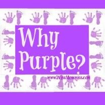 Please Wear Purple This Month