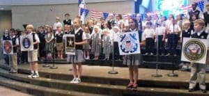 School Review Scofield Christian School : School Review for Scofield Christian School : Scofield has the most amazing event for Veterns Day. I tear up every year!