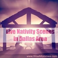 10 Reverent Live Nativity Scenes DFW 2017