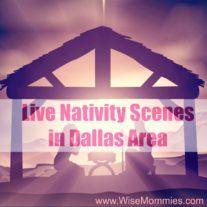 Live Nativity Scenes in Dallas for 2015