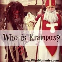 Who is that Christmas Devil called The Krampus?