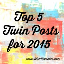 Top 5 Twin Posts for 2015