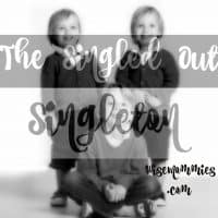 THE SINGLED OUT SINGLETON