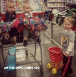 Play cart with wisemommies