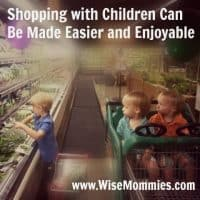 Best Tip to Make Shopping with Kids Easier and Enjoyable