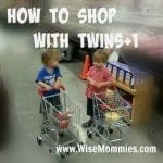 Errands and Grocery Shopping with Kids