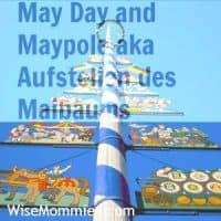 May Day and Maypole Celebration