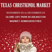 Texas Christmas Market, Christkindl in Arlington