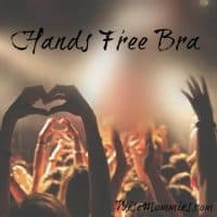 Simple Wishes Hands Free Bra