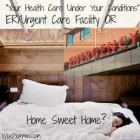24/7 Urgent Care Comes to YOUR Home Dallas