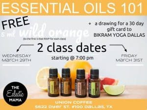 Come learn more and hear for yourself why essential oils are amazing and how you can empower yourself with safe and natural solutions in your own home!