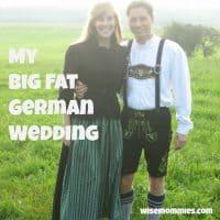 My Big Fat German Wedding