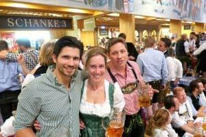 WiseMommies at Oktoberfest Munich 2017