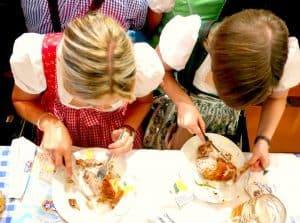 Brathendl in Germany, yummy, Oktoberfest tips