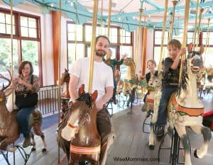 Carousel at Pullen Park