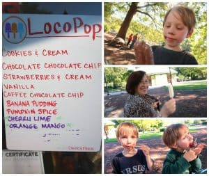 Loco Pops in NC