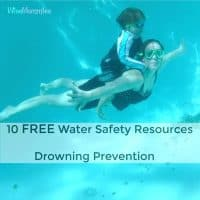 10 FREE Water Safety Resources | Drowning Prevention