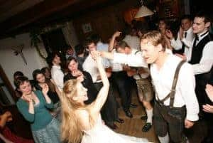 Destination Wedding: Reception Dancing until 5 AM!!!
