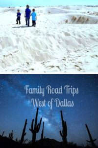 Family Road Trips West of Dallas : WiseMommies.com